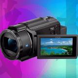 ソニー SONY ビデオカメラ FDR-AX45 4K