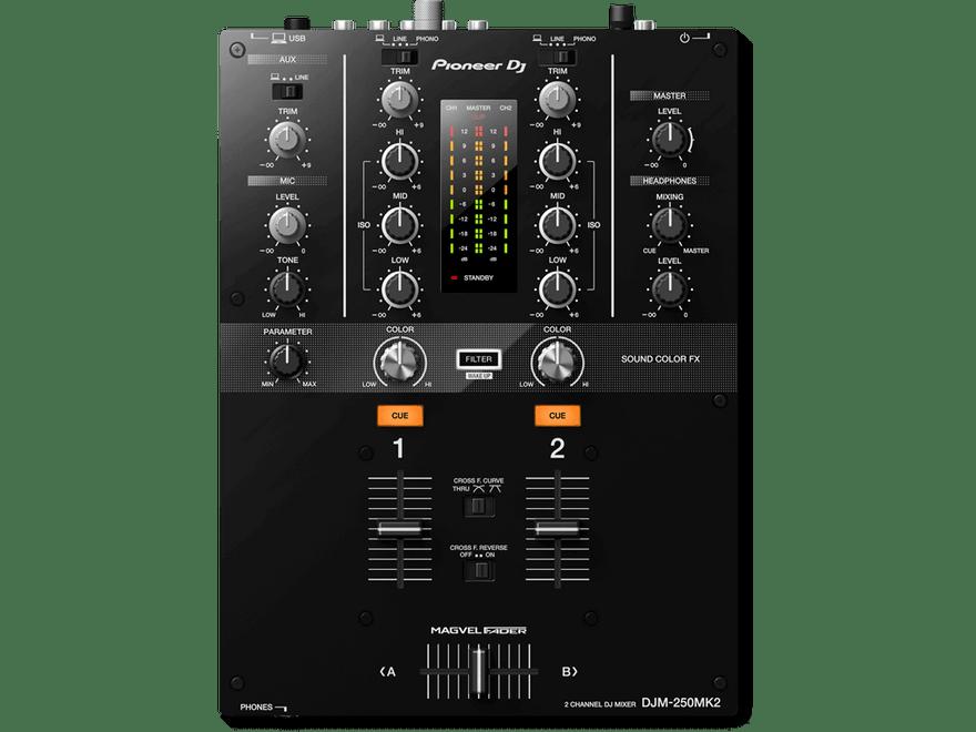 Pioneer DJ / DJM-250MK2