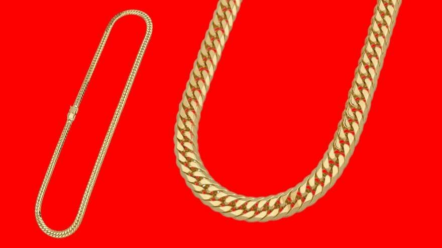 ゴールドネックレスをつける理由