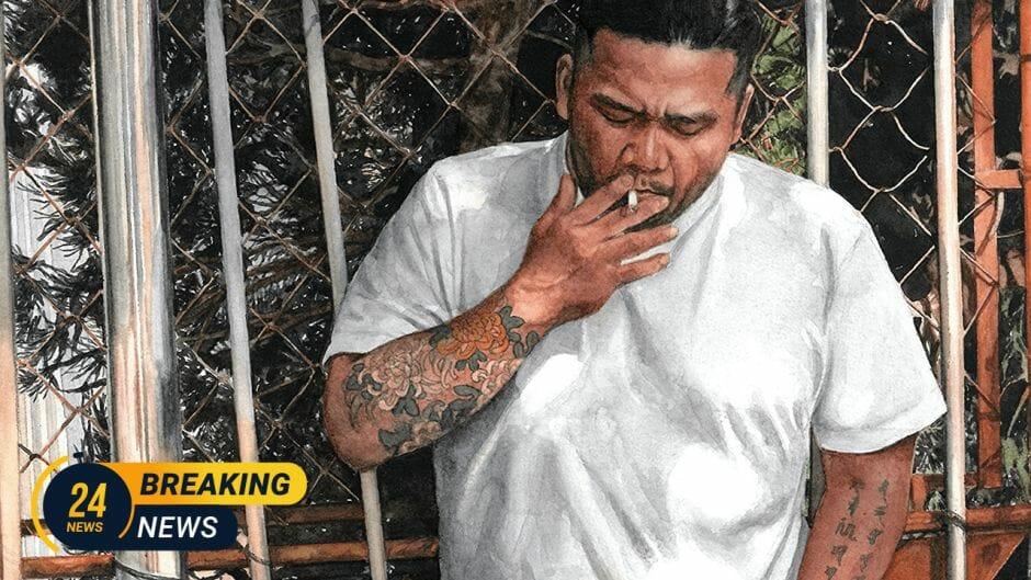 漢 a.k.a. GAMIが大麻所持容疑で現行犯逮捕