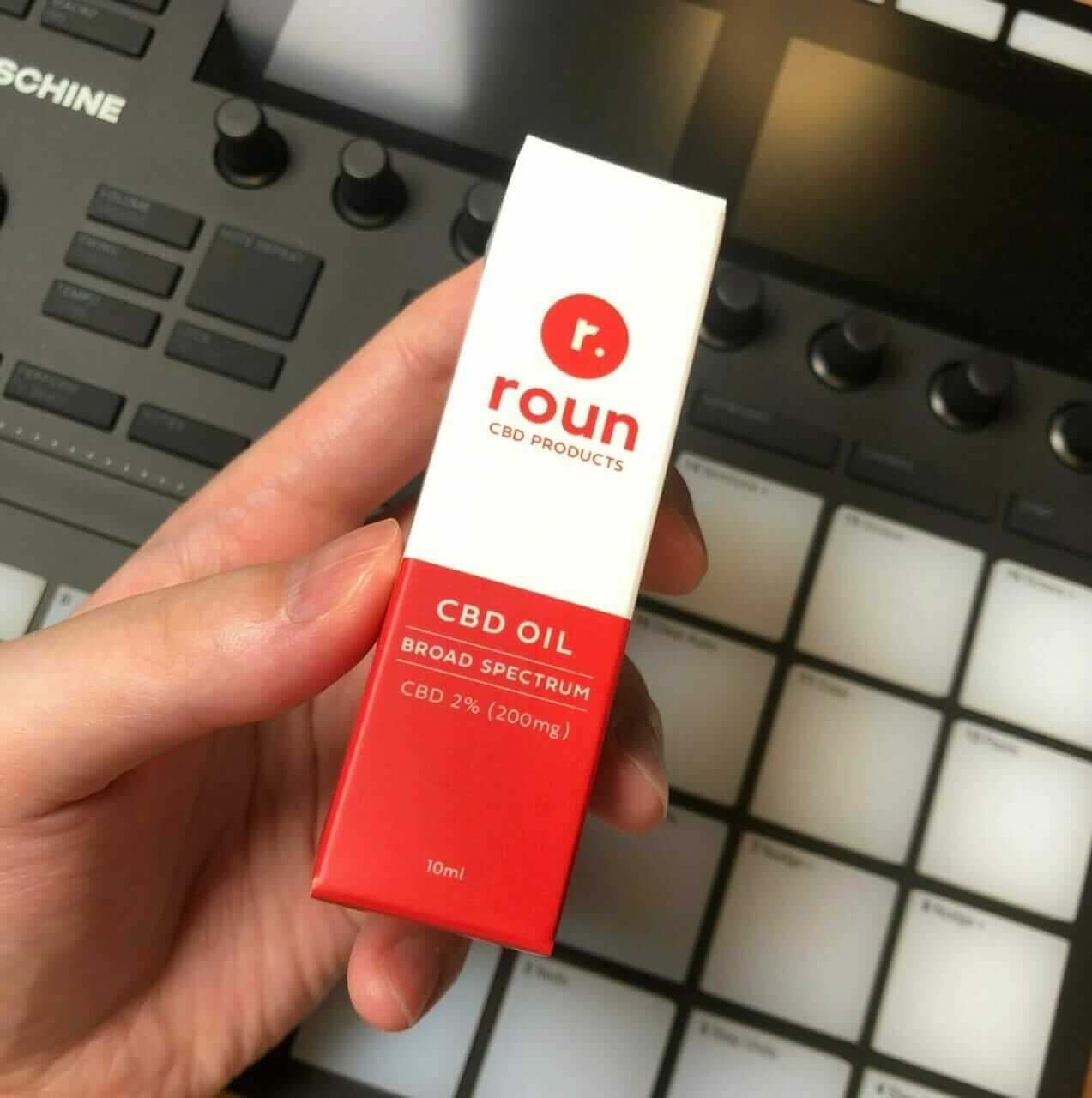 ROUN-CBDオイル